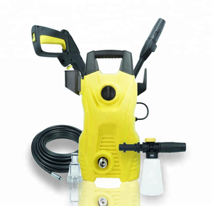 Mini Portable Pressure Washer, Short Handle Car Washer
