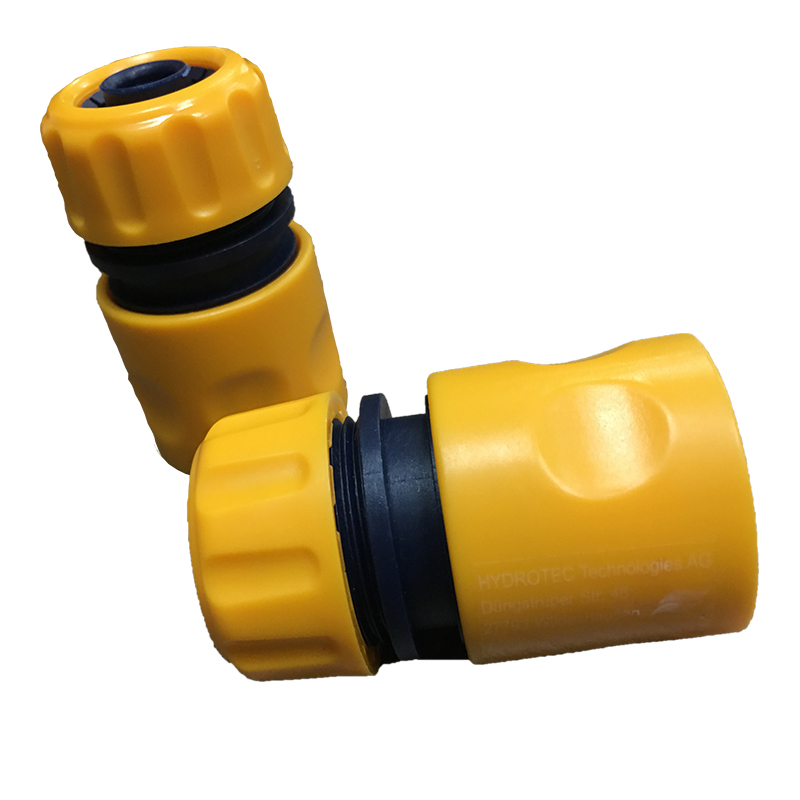Plastic 1/2 water quick connector