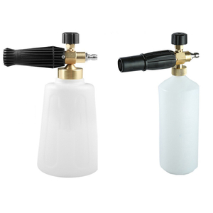 pressure car wash snow foam lance spray gun