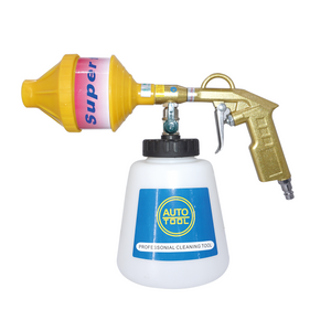Hot Selling Products Textile Cleaning Spray Gun Tornado Brush Cleaning Spray Gun